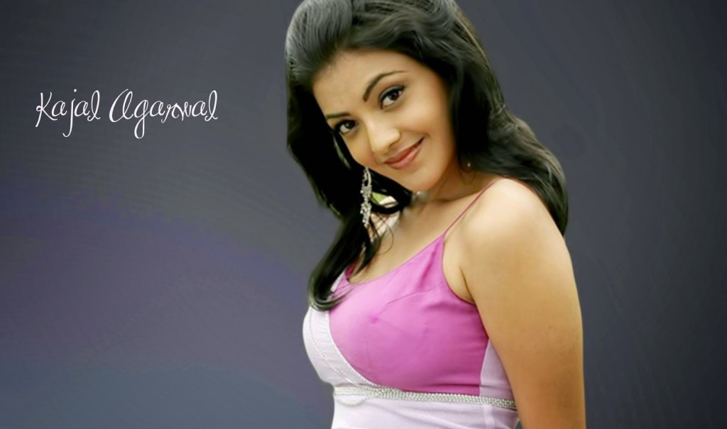 Kajal Aggrawal' cute and dashing wallpaper for download