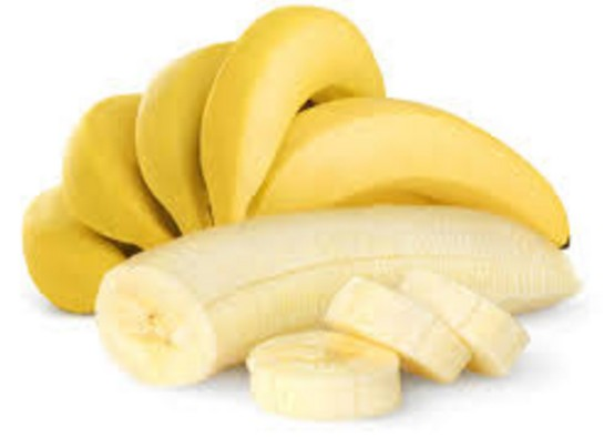 banana to cure food poisoning