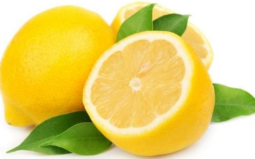 lemon to cure food poisoning