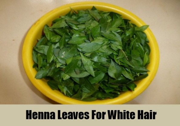 Henna To Get Rid Of White Hairs