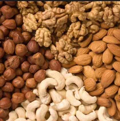 3. Dry fruits