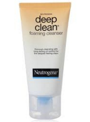 Neutrogena Deep Clean Foaming Face Wash