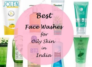 face wash in india