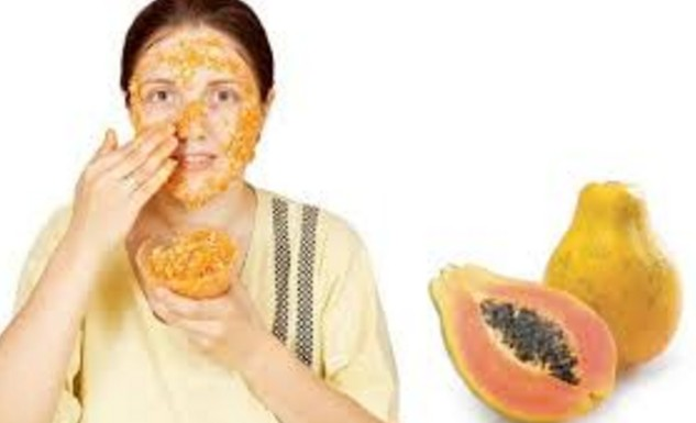 Papaya And Cucumber To Get Fairer Skin