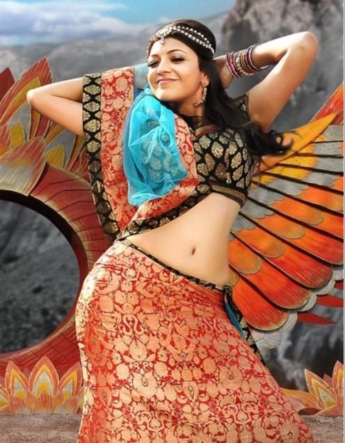 dancing diva kajal agrawal arrawal HD wall paper