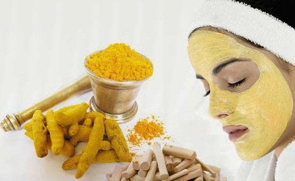 Turmeric To Get Fairer Skin