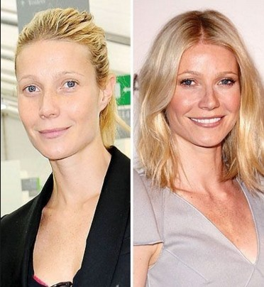 Gwyneth Paltrow without make up