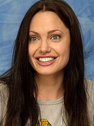 30 actual pictures angelina jolie without makeup photos