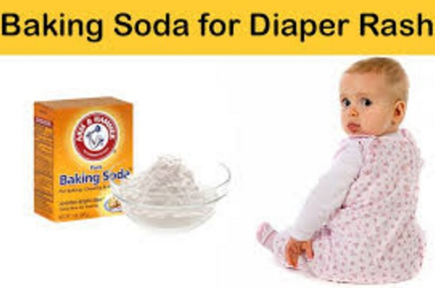 baking soda for diaper rash