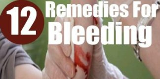home remedies To Stop Bleeding