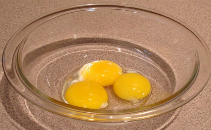 Egg Yolk For Thicker Eyebrows