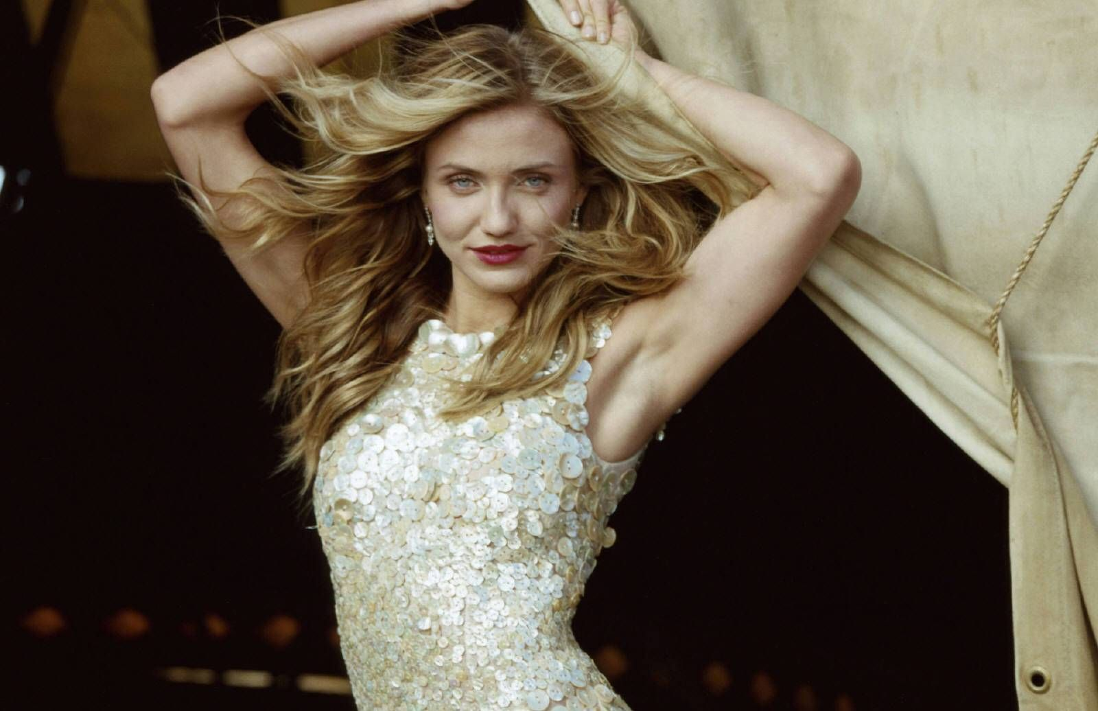cameron diaz hd wall paper