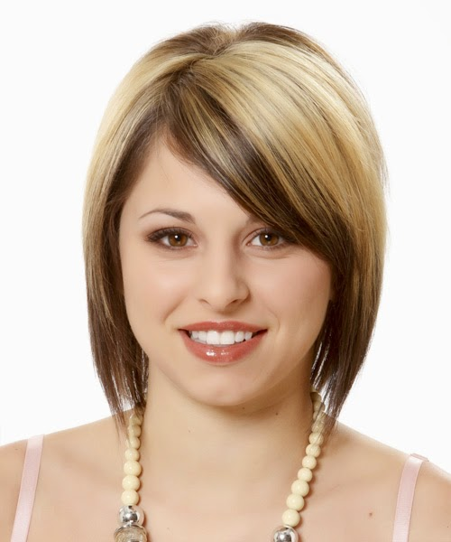 straight curve hair cut