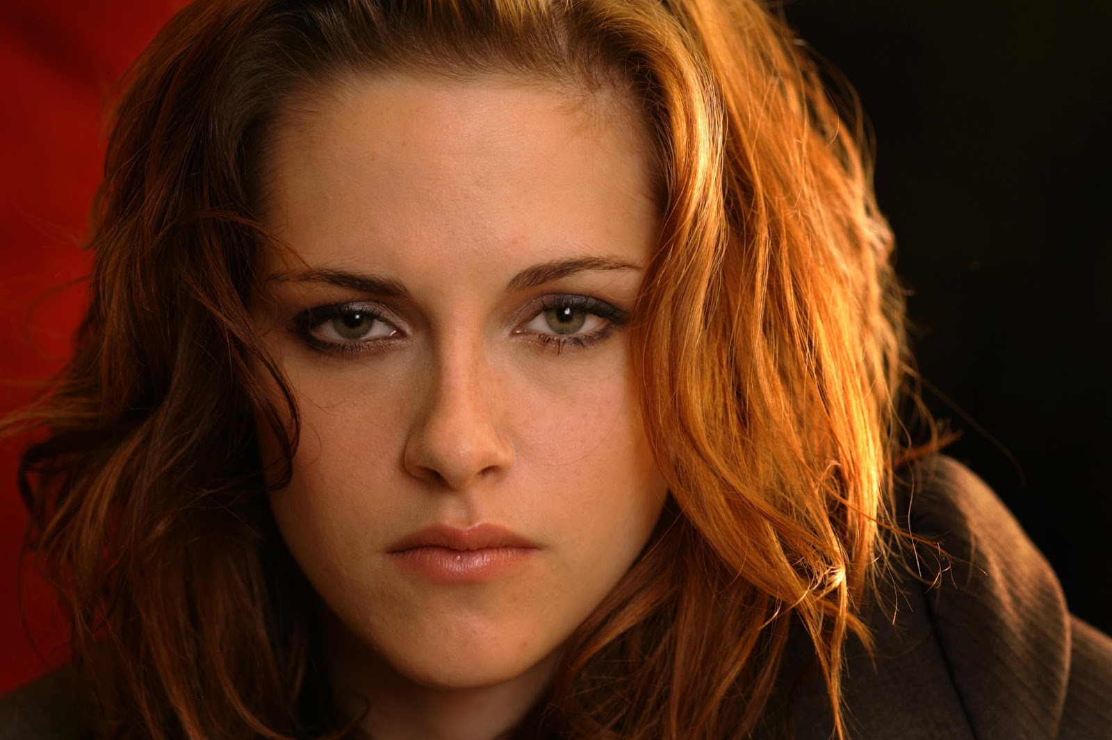 kristen stewart most beautiful eye in the world