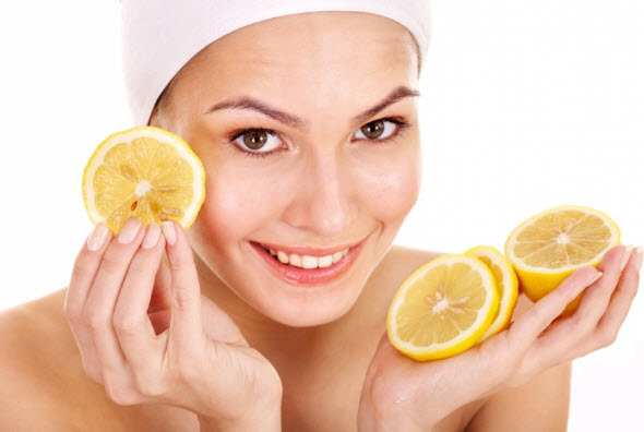 Lemon Juice To Get Rid Of Pimple On Nose