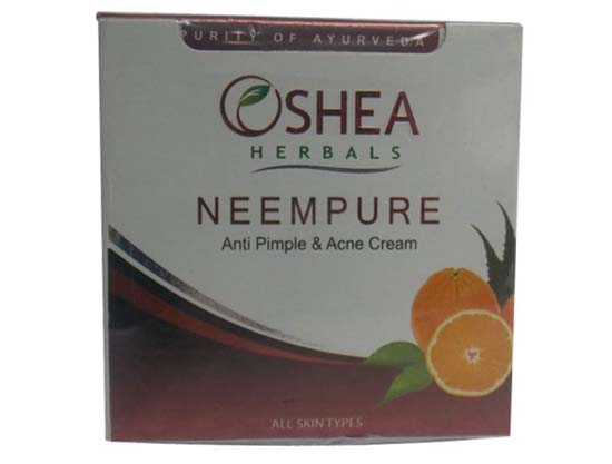 Oshea Herbals Neem Pure Anti Acne & Pimple Cream