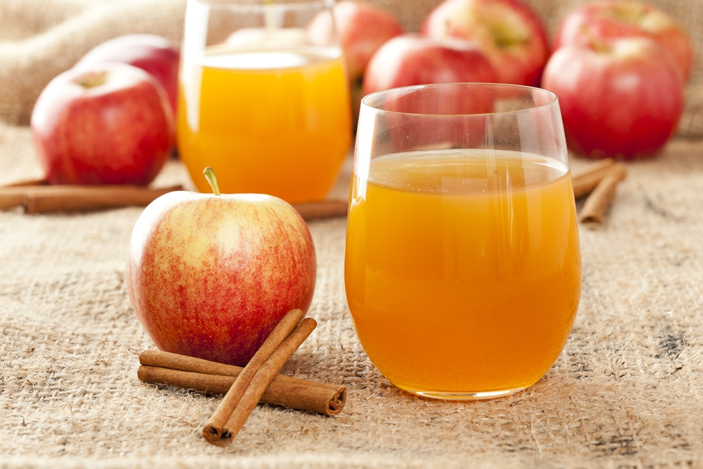 apple juice benefits on health skin and hair