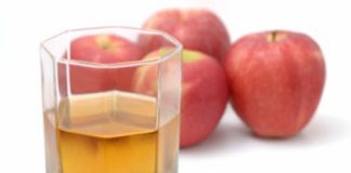 benefits of apple juice
