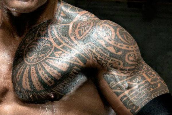 ful hand maori tattoo