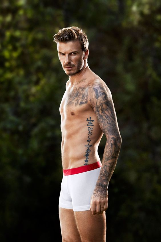 25 David Beckham Tattoos With Meaning And Pictures
