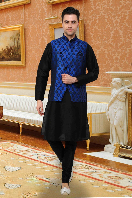elegant kurta pyjama for men