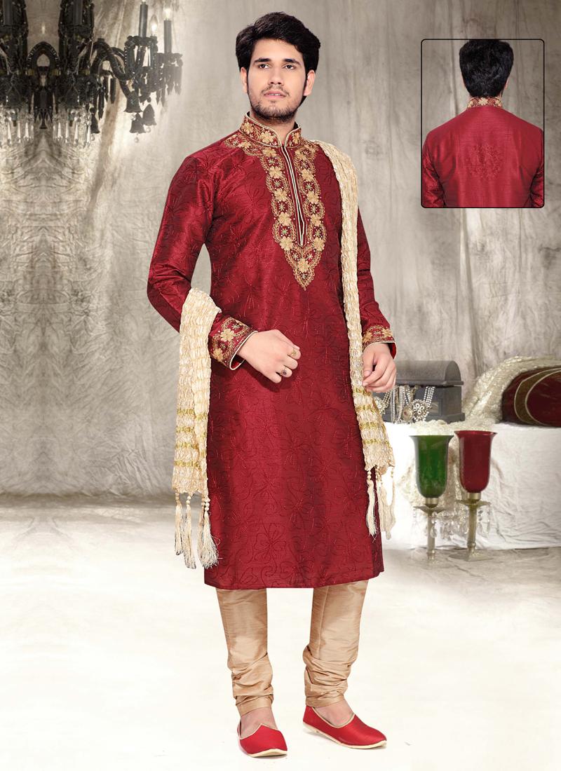 kurta pyjama for men for wedding
