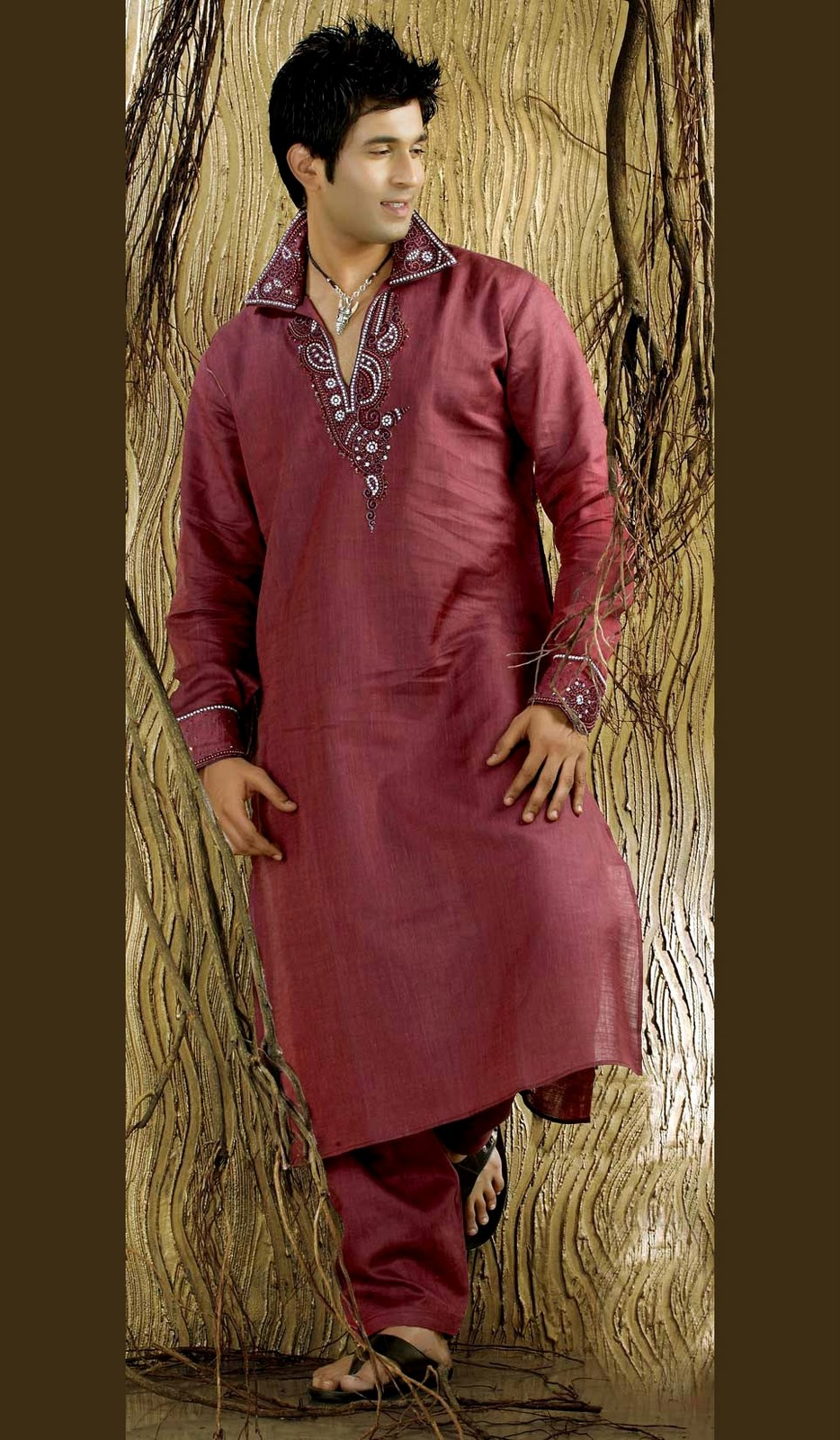 trendy style kurta pajama for men