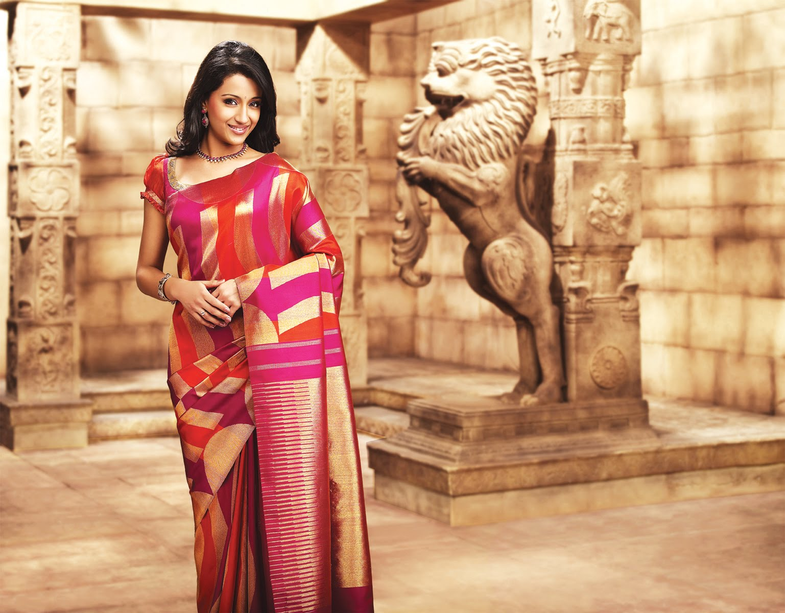 designer blouse for silk saree