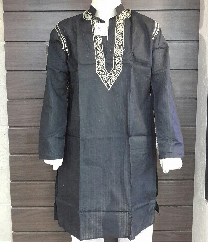 cotton kurta pyjama for men
