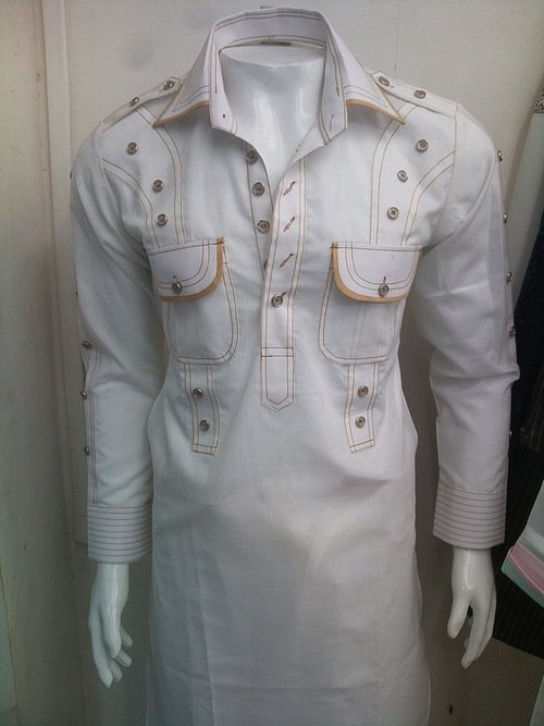 stylish kurta pyjama for men