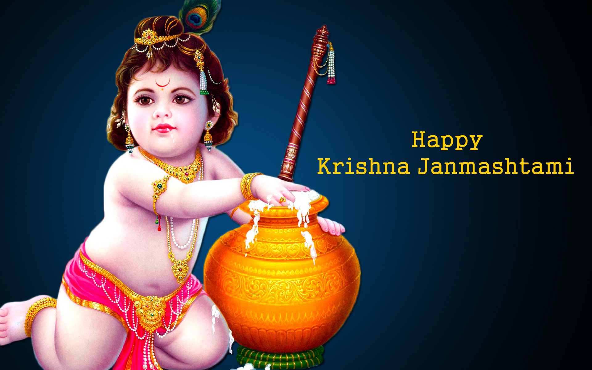 janamashtami images of the lord krishna