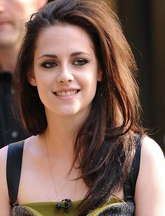 fabulous kristen stewart with no make up