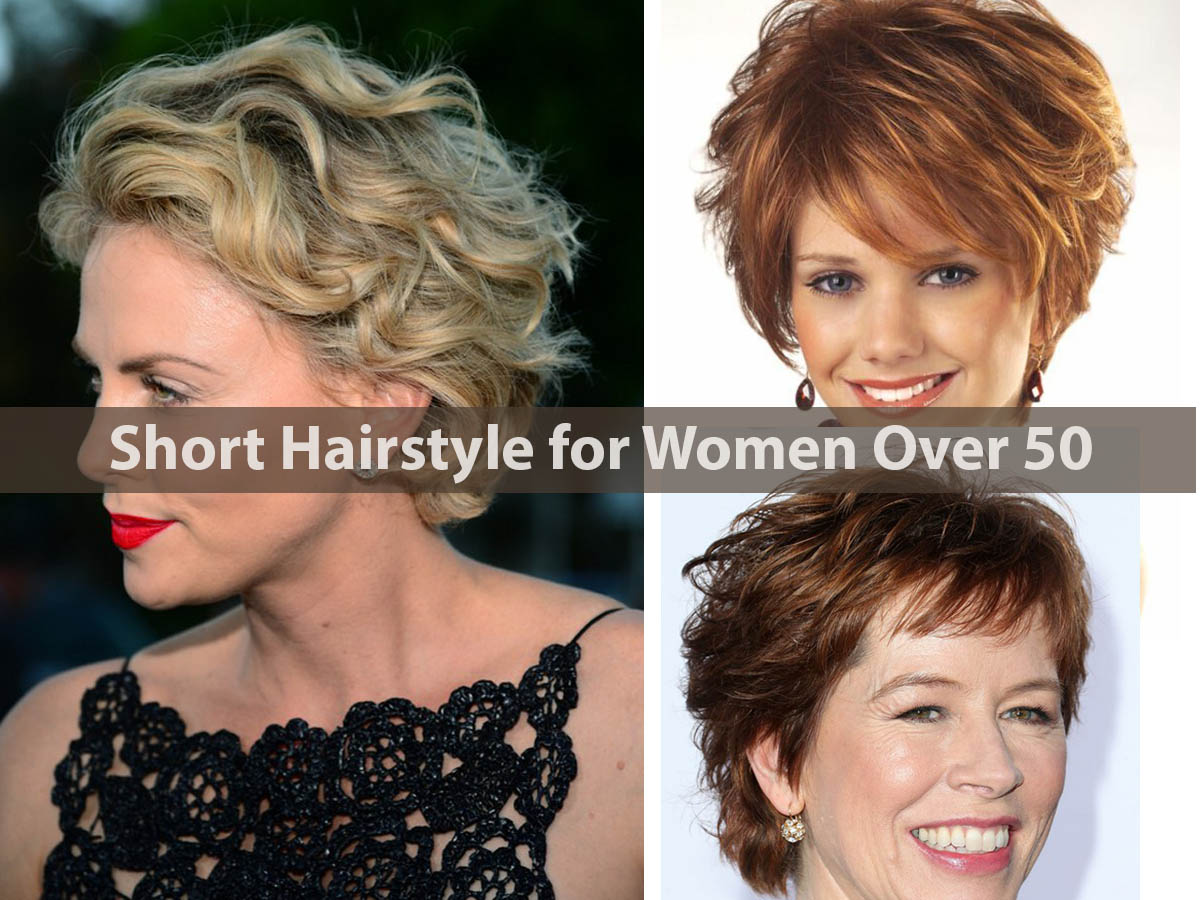 hairstyle for wmen over 50 for thick and thin hars