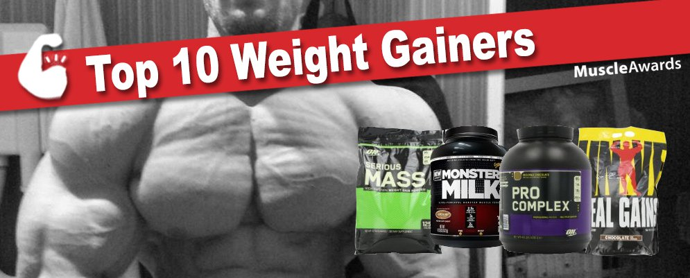 Best Weight Gainer Available In India