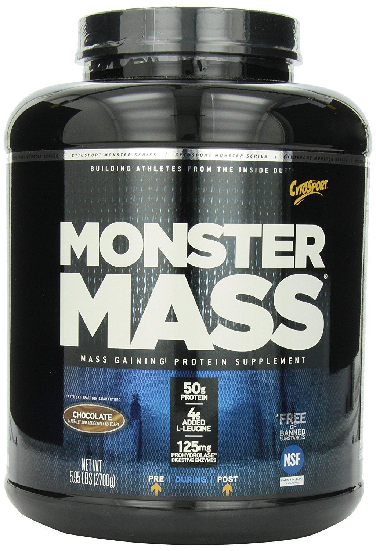Cytosport Monster Mass Gainer Supplement
