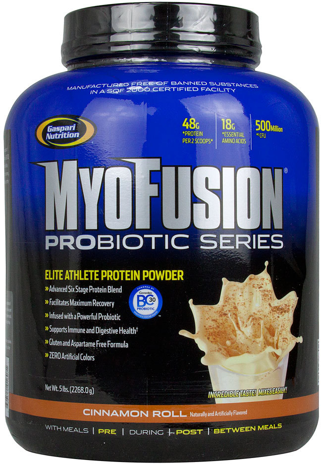 Gaspari Myofusion Protein Powder