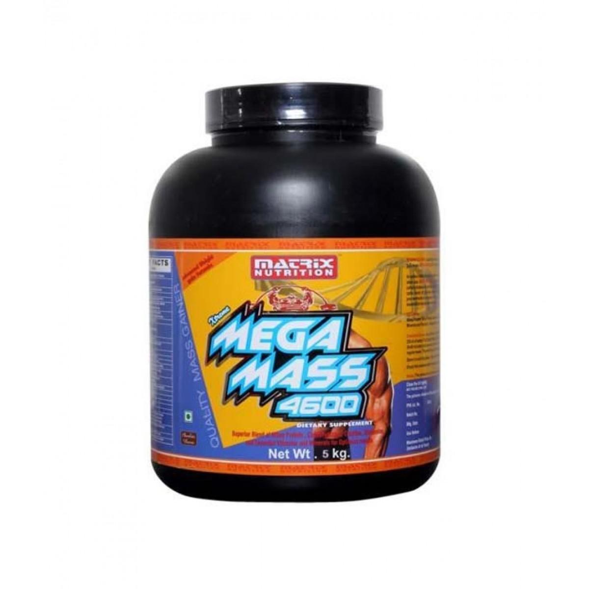 Matrix Nutrition Mega Mass 4600