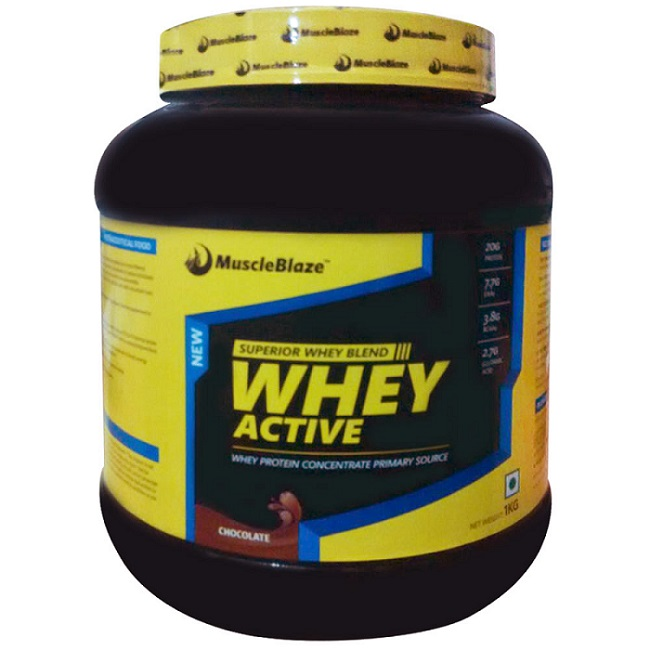 Muscle Blaze Active Whey Protein