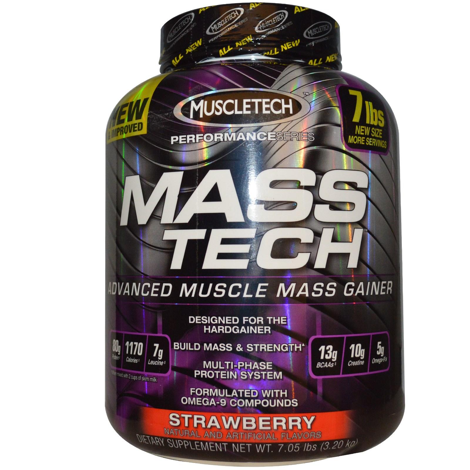 Muscletech Mass Tech Gainer