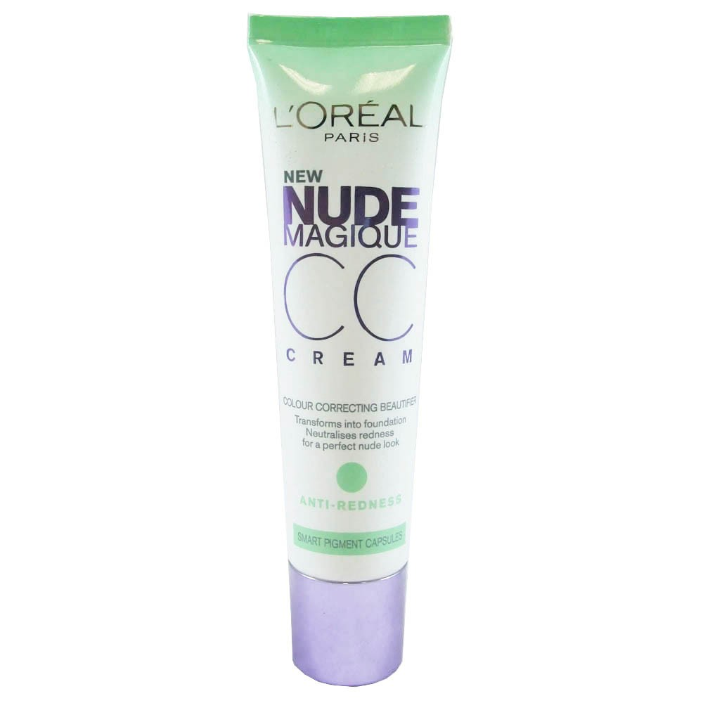 L'Oreal Paris Nude Magique CC Cream Anti-Redness